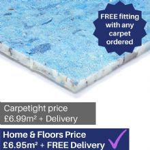 8mm Regal Deluxe - Carpet underlay